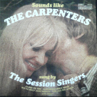 The Session Singers - Sounds Like The Carpenters (LP)