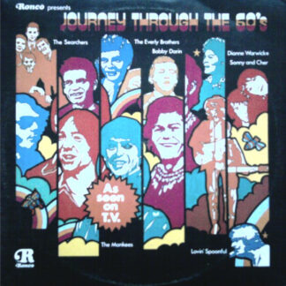 Various - Journey Through The 60's (LP, Comp, Mono)