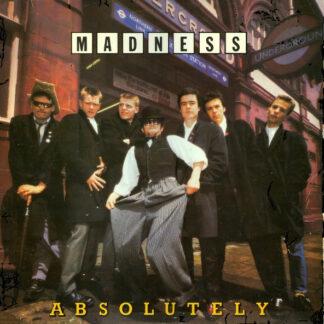 Madness - Absolutely (LP, Album, CBS)