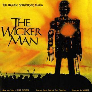 Paul Giovanni, Gary Carpenter, Magnet - The Wicker Man (The Original Soiundtrack Album) (LP, Ltd, RE, Ora)