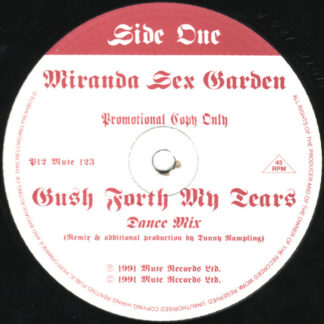 Miranda Sex Garden - Gush Forth My Tears (12
