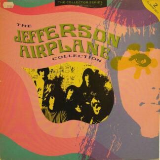 Jefferson Airplane - The Jefferson Airplane Collection (2xLP, Comp, Gat)