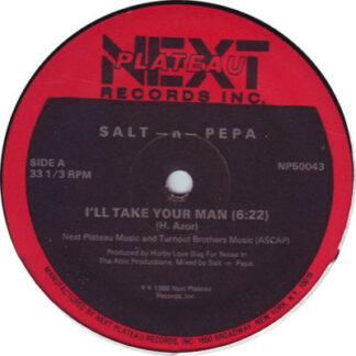 Salt -N- Pepa* - I'll Take Your Man (12