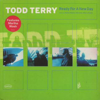 Todd Terry - Ready For A New Day (12