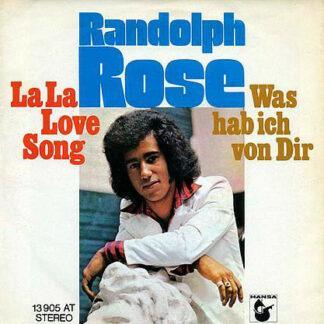 Randolph Rose - La La Love Song (7