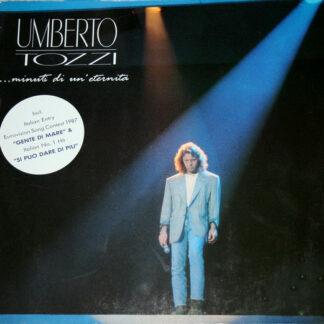 Umberto Tozzi - Minuti Di Un'Eternita (LP, Comp)