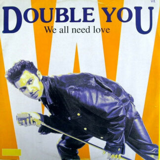 Double You - We All Need Love (12