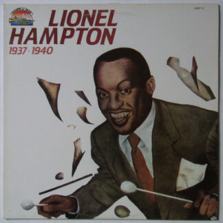 Lionel Hampton - 1937-1940 (LP, Comp)