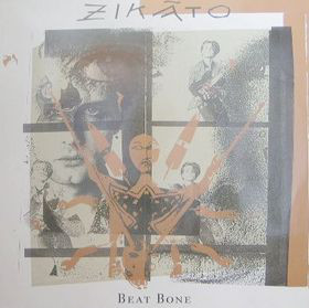 Zikato - Beat Bone (LP, Album)