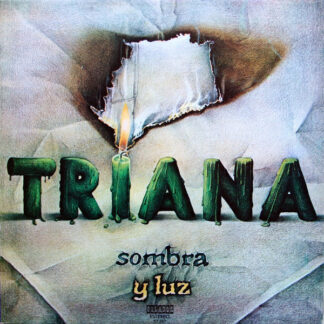 Triana (2) - Sombra Y Luz (LP, Album, Club)