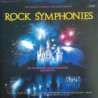 The London Symphony Orchestra - Rock Symphonies (LP, Album)