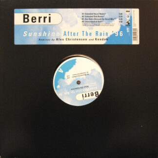 BERRi - Sunshine After The Rain '96 (12
