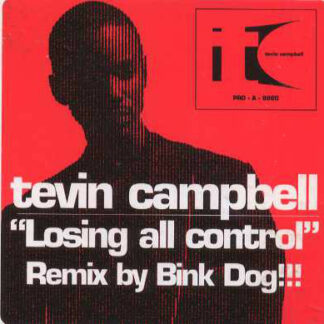 Tevin Campbell - Losing All Control (Remix) (12