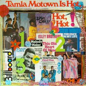 Various - Tamla Motown Is Hot, Hot, Hot! (LP, Comp, RE)