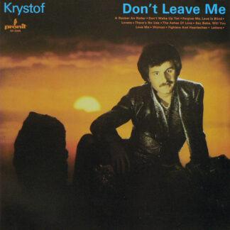 Krystof* - Don't Leave Me (LP, Album)