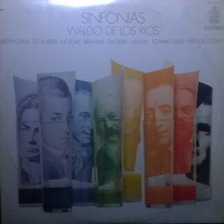 Waldo De Los Rios - Sinfonias (LP)