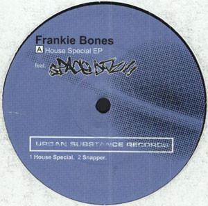 Frankie Bones - House Special EP (12