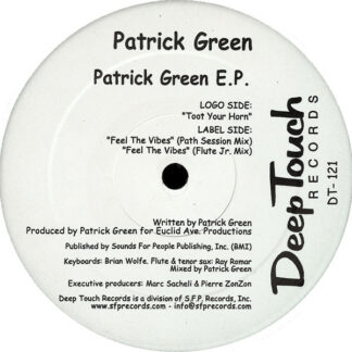 Patrick Green - Patrick Green E.P. (12