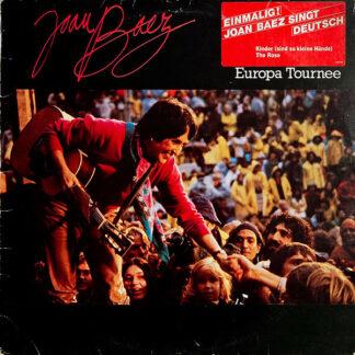 Joan Baez - Europa Tournee (LP, Album)