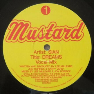 Sian (2) - Dreams (12
