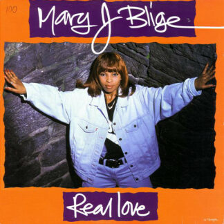 Mary J Blige* - Real Love (12