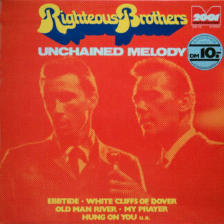 The Righteous Brothers - Unchained Melody (LP, Comp, RE)