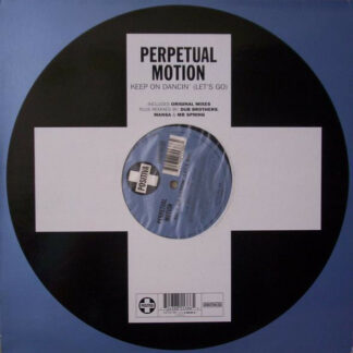 Perpetual Motion - Keep On Dancin' (Let's Go) (12