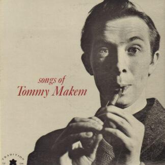 Tommy Makem - Songs Of Tommy Makem (LP, Mono)