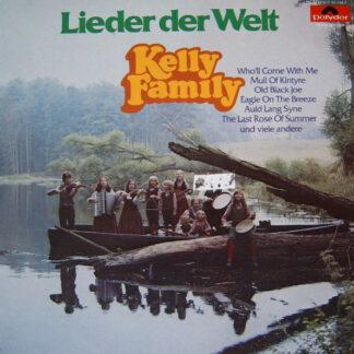 The Kelly Family - Lieder Der Welt (LP, Album, Club)