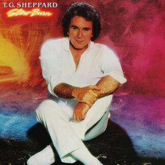 T.G. Sheppard - Slow Burn (LP, Album)