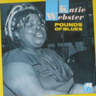 Katie Webster - Pounds Of Blues (LP, Comp)