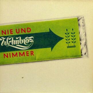 W. Ambros* - Nie Und Nimmer (LP, Album)