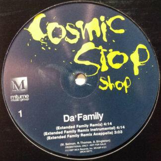 Cosmic Slop Shop - Da' Family (12
