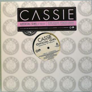 Cassie (2) feat. Lil' Wayne* - Official Girl (12