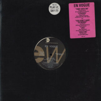 En Vogue - Time Goes On (12