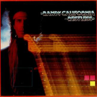Randy California - Restless (LP, Album)