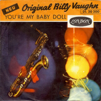 Billy Vaughn - Cimarron / You're My Baby Doll (7