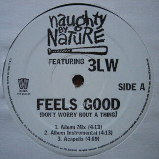 Naughty By Nature Featuring 3LW - Feels Good (Don't Worry Bout A Thing) (12