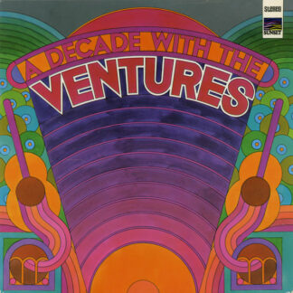 The Ventures - A Decade With The Ventures (LP, Comp)