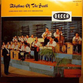 Edmundo Ros And His Orchestra* - Rhythms Of The South (LP, Album)