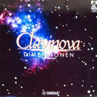 Peter Baartmans - Clavinova Dimensionen (LP)