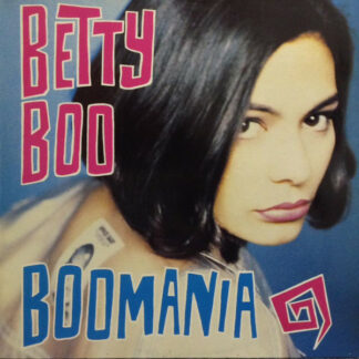 Betty Boo - Boomania (LP, Album)
