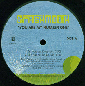 Smashmouth* - You Are My Number One (12