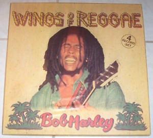 Bob Marley & The Wailers - Wings Of Reggae (4xLP, Comp)