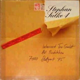 Stephan Sulke - Stephan Sulke 4 (LP, Album)