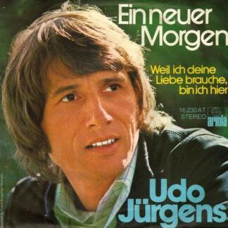 Udo Jürgens - Ein Neuer Morgen (7