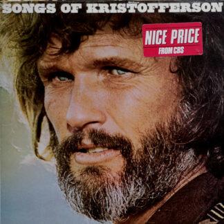 Kris Kristofferson - Songs Of Kristofferson (LP, Comp, RE)