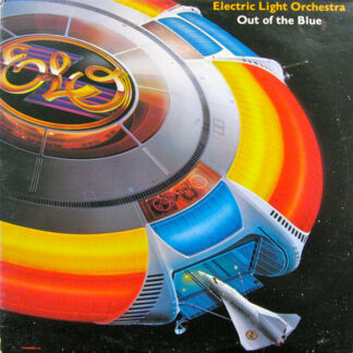 Electric Light Orchestra - Out Of The Blue (2xLP, Album, Gat)