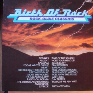 Various - Birth Of Rock (LP, Comp)