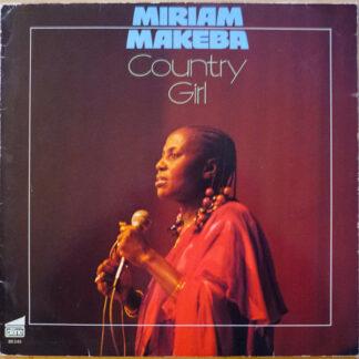 Miriam Makeba - Country Girl (LP, Album)